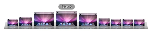 dock mac jquery