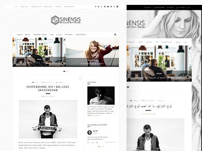 sinensis-wordpress-tema