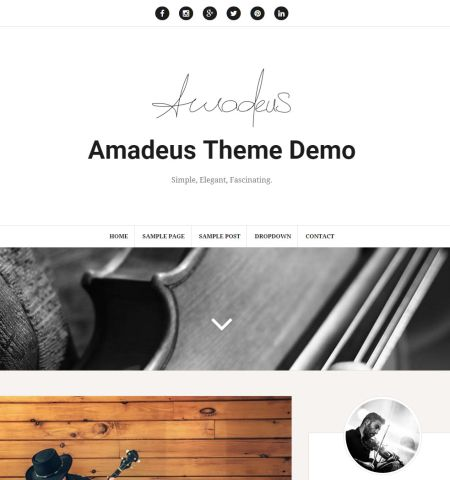 Amadeus-tema-gratis-wordress