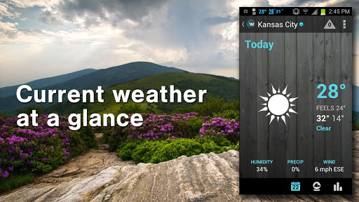 1weather-prevision-meteorologica-android