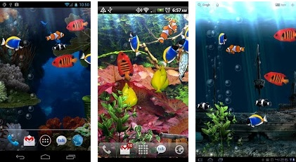 30 Live Wallpapers para Android gratis [Fondos Animados]