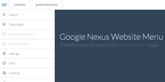 menu-google-nexus