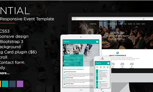landing-pages-responsive-evential