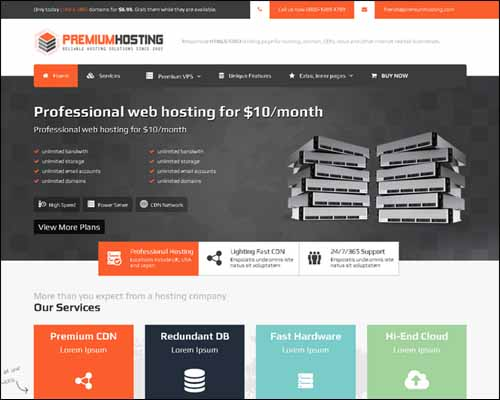 landing-pages-responsive-hosting