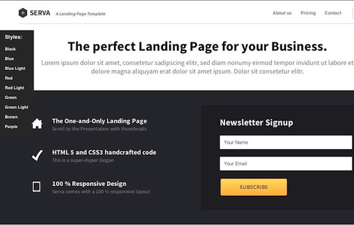 landing-pages-responsive-serva