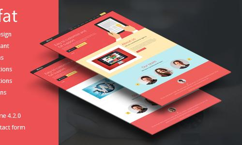 landing-pages-responsive-superflat