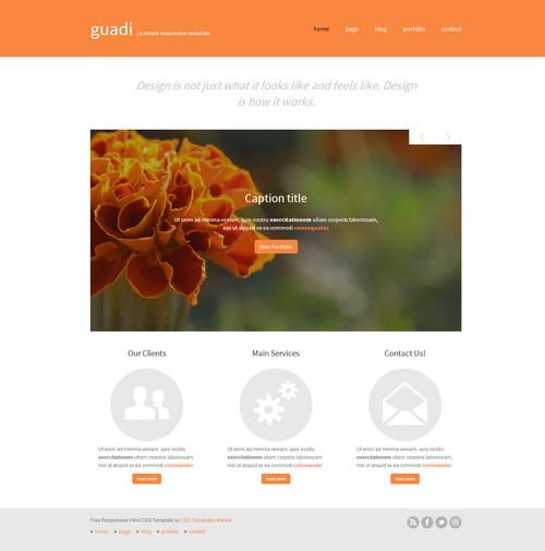 plantilla-dreamweaver-guadi