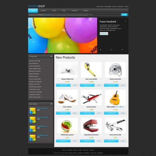 plantilla-dreamweaver-tienda-online