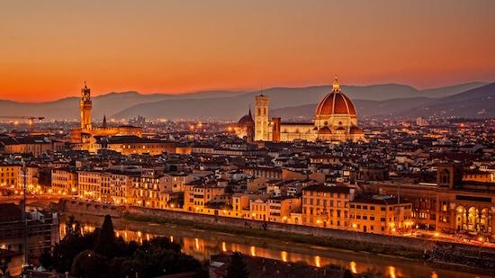 Florencia-Italia-fondo-pantalla-ciudad-noche