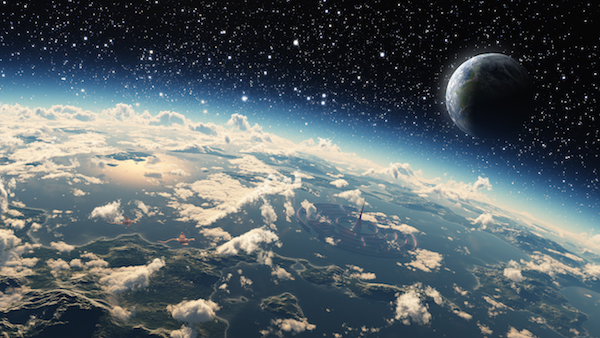 Free Science Fiction Wallpaper