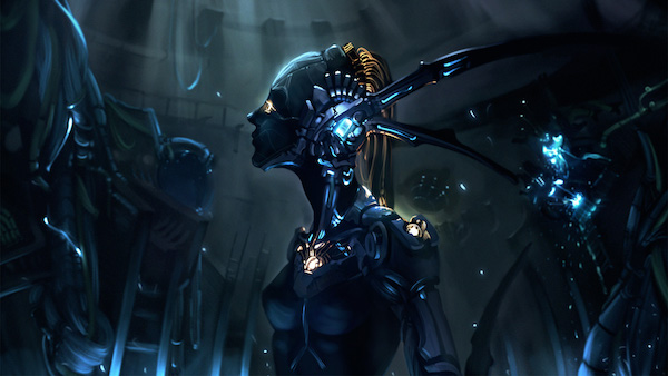 Awesome Sci Fi Wallpaper