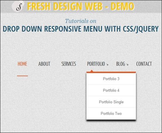 menu-drop-down-responsive