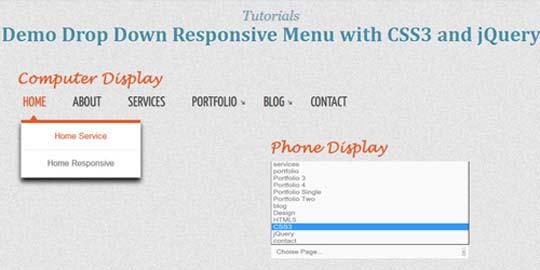 menu-responsive