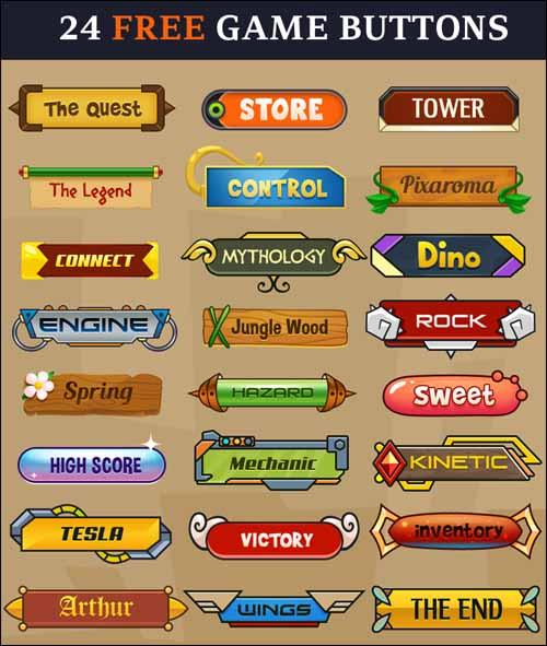 botones-psd-juegos