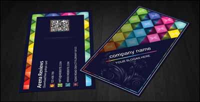 tarjetas-visita-psd-gratis-black