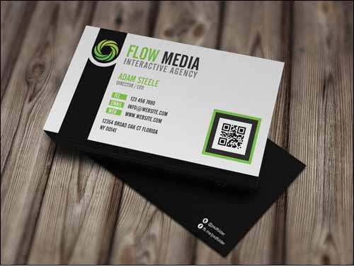 tarjetas-visita-psd-gratis-negocio-qr