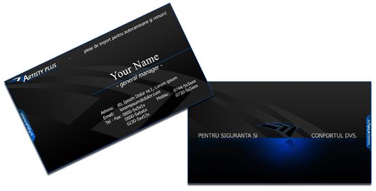 tarjetas-visita-psd-gratis-negra