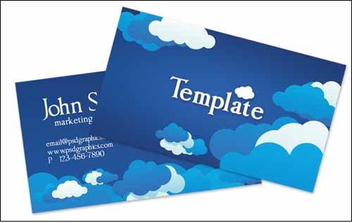 tarjetas-visita-psd-gratis-nubes