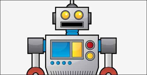 tutorial-illustrator-robot