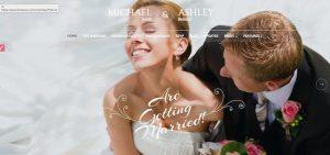 20 Increíbles Temas WordPress para bodas, novias y matrimonios