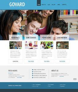 45 Temas WordPress paraeducación, clases y centros de estudios
