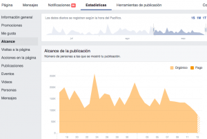 ¿Ha descendido el alcance de tus posts en Facebook recientemente?