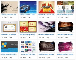 25+ Mejores sitios de donde descargar archivos PSD