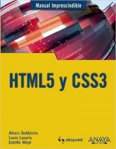 10 Mejores libros para aprender HTML5 y CSS3