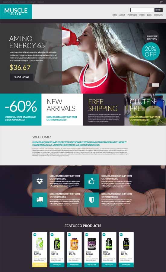 12 Temas Wordpress al estilo Pinterest para portfolios, negocios y ...