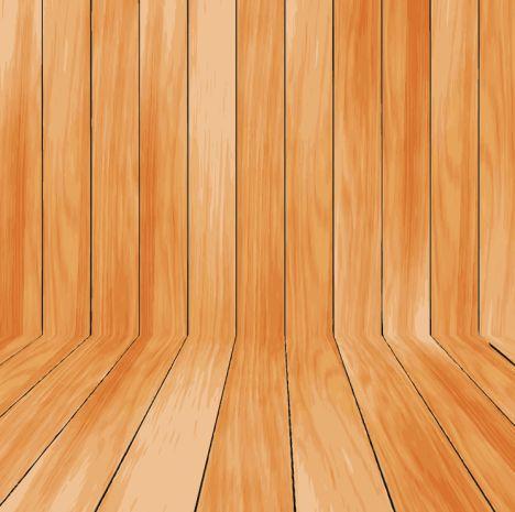 pared construida con planchas de madera con textura