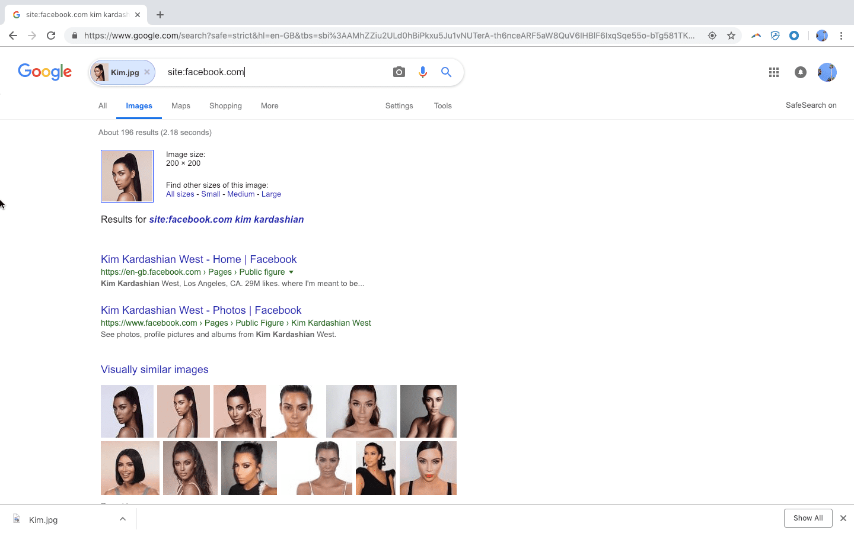 كيف تعثر على من يستخدم صورك