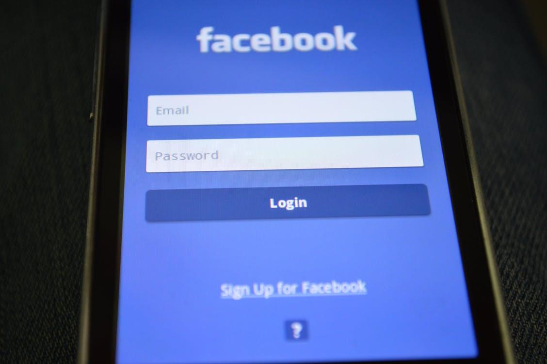 حل مشكلة تسجيل الدخول الى الفيس بوك